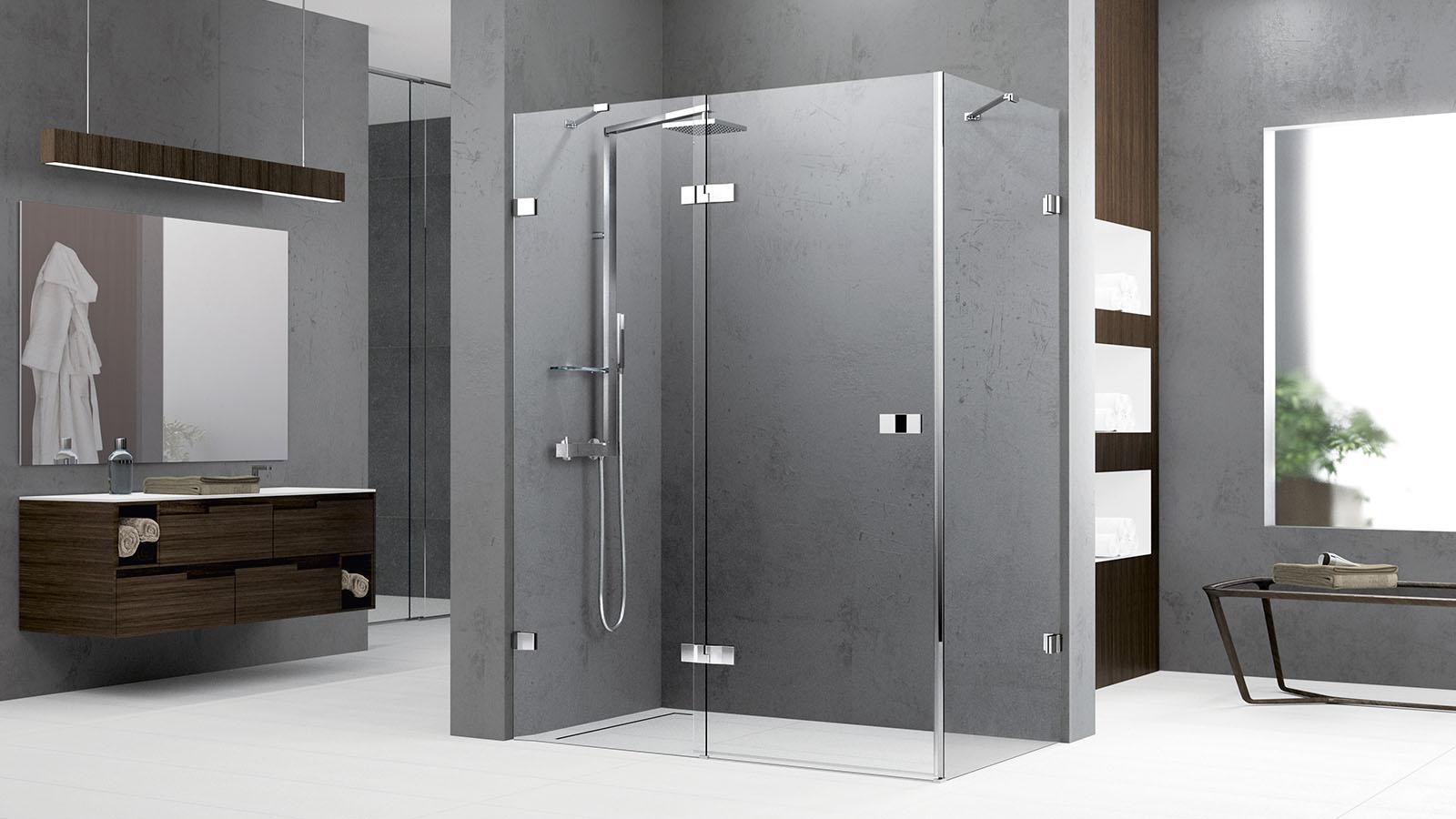 Salle de bains sanitaires for Novellini arredo bagno